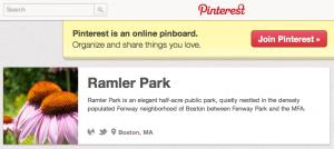 Ramler Park on Pinterest