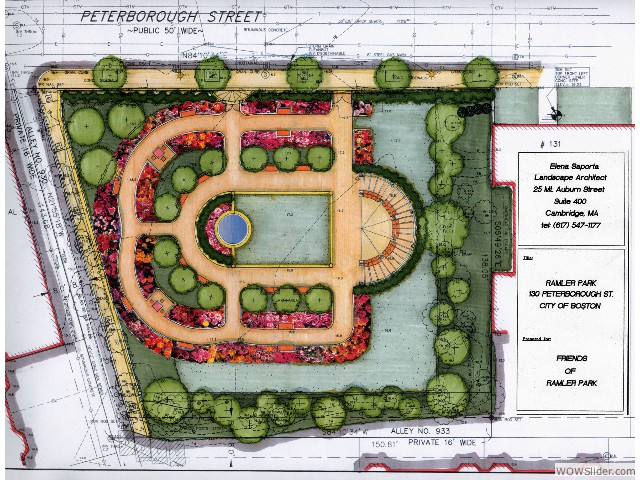 Ramler Park Design