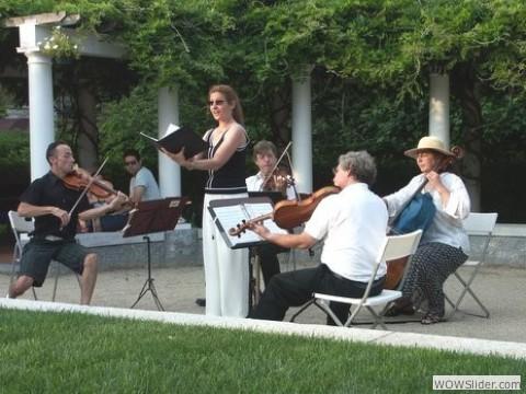 Mozart Evening 2009